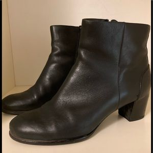 Ecco Pailin Women's Leather Ankle boots